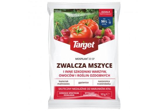 TARGET MOSPILAN 20 SP Zwalcza Mszyce Szkodniki Warzyw 10g