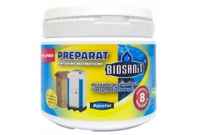 Biosanit Preparat do latryn i toalet przenośnych 250g