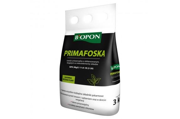 BIOPON Primafoska Nawóz Wieloskładnikowy NPK 3 kg