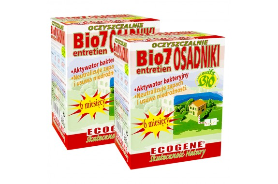 Bio7 Entretien 480 g 2 szt
