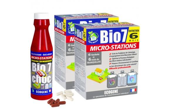 Bio7 Choc Microstations kapsułki 2