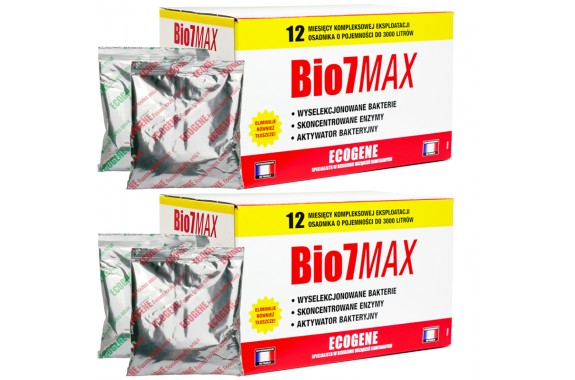 Bio7 Max 4 kg (2 x 2 kg)