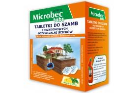 Microbec tabletki 16 szt.
