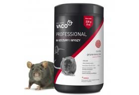 Vaco Professional Ziarno na myszy i szczury 225 g
