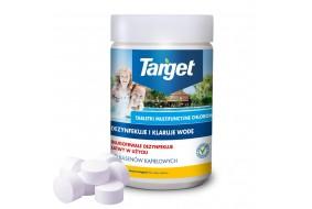TARGET MULTICHLOR Tabletki multifunkcyjne z chlorem 1kg 20g 50 szt.