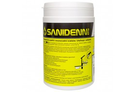 Sanidenn PLUS Preparat do oczyszczalni i szamb Upłynnia Udrażnia Odtłuszcza 900g