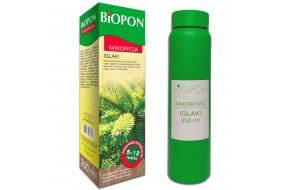 BIOPON Mikoryza Szczepionka z grzybami mikoryzowymi dla Iglaków 250 ml