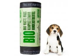 BioBag Biodegradowalne Worki na psie odchody M 20x35 30 szt.