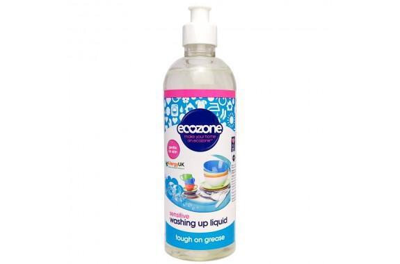 ECOZONE Ekologiczny Płyn do naczyń Sensitive 500 ml