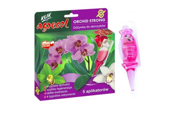 Agrecol Odżywka do storczyków (Orchid Strong) 5x30 ml