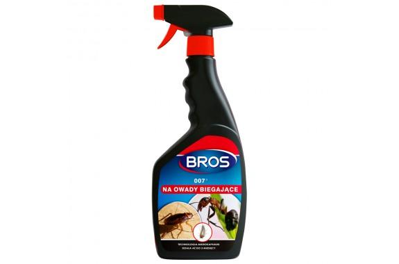 BROS 007 na owady biegające 500 ml