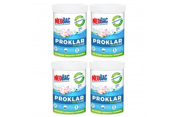 NeoBac PROKLAR antyglon bakterie do oczek wodnych 2kg