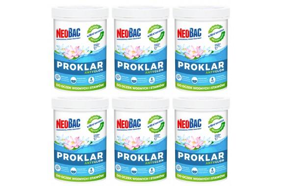 NeoBac PROKLAR antyglon bakterie do oczek wodnych 3kg