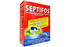 Septifos preparat do szamb i oczyszczalni 1,2 kg
