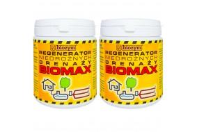 BioMax regeneracja udrażnianie drenażu 1600 g