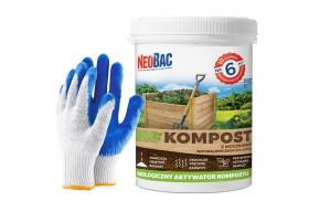 NeoBac BIO KOMPOST Biologiczny Aktywator Kompostu 1kg