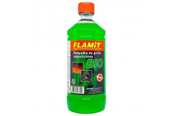 Podpałka zagęszczona BIO FLAMiT 980 ml new