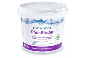 Hydroidea PhosBinder wkłady filtracyjne wiązanie fosforu metali