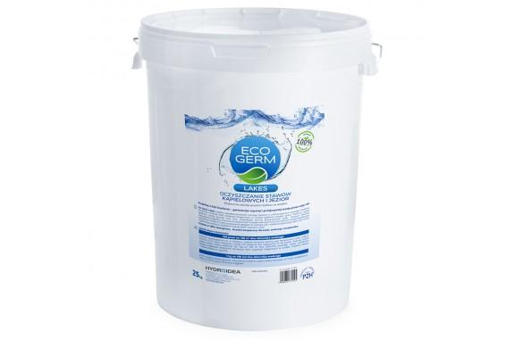 Hydroidea EcoGerm Lakes Redukcja Mułu Staw 25 kg