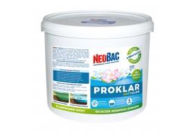 NeoBac PROKLAR Antyglon bakterie do oczek stawów 5KG