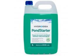 Hydroidea PondStarter Starter do oczka i stawu anty chlor 5L