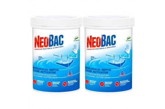 NeoBac aktywator biologiczny do oczyszczalni 1,2 kg