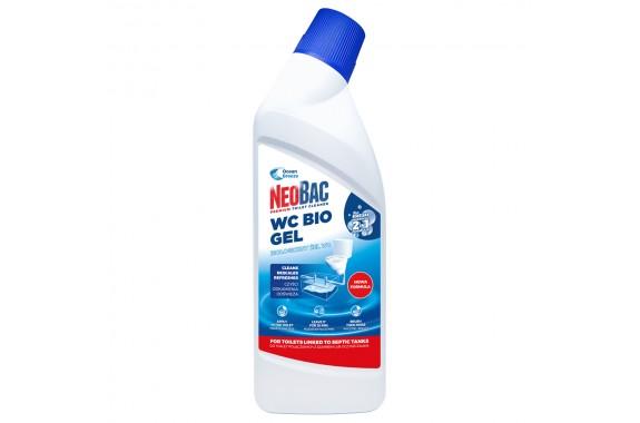 NeoBac WC Bio Gel Żel 750 ml Nowa Formuła