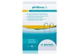 BAYROL pH-Minus w granulkach regulacja pH w basenie 2 kg