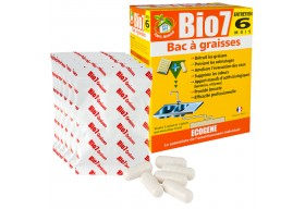 Bio7 Tłuszcze 480 g odtłuszczanie oczyszczalni