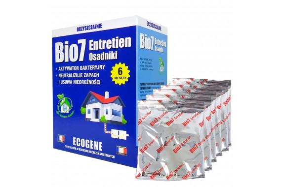 Bio7 Entretien 480 g Osadniki bakterie