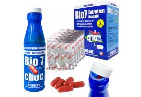 Bio7 Choc + Entretein 480 g