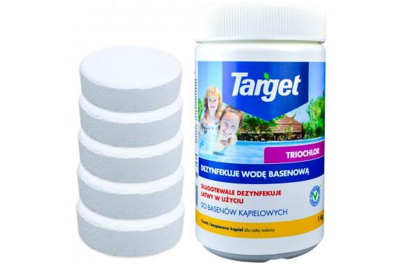 TARGET TRICHLOR Tabletki z chlorem 5x 200g (1kg)