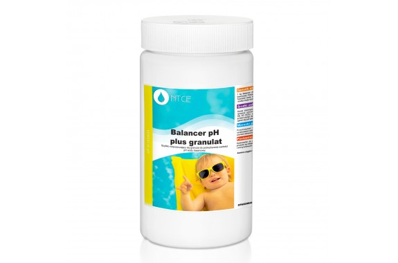 NTCE Balancer pH plus środek do podwyższania pH 1kg (granulat)
