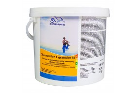 Chemochlor T Granulat 65 szokowa dezynfekcja chlorem 3kg