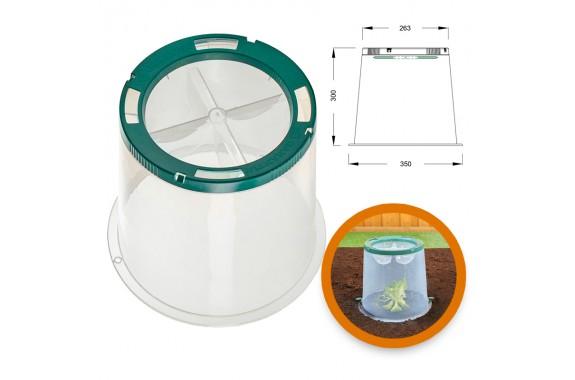 Garantia Klosz szklarniowy Sunny do ochrony i nawadniania roślin 30x35