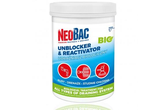 NeoBac Udrażniacz biologiczny 1 kg