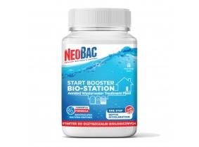 NeoBac Bio-Station START BOOSTER STARTER do oczyszczalni biologicznych