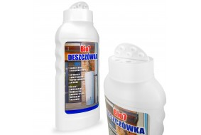 Bio7 Deszczówka preparat do klarowania wody deszczowej 500 ml