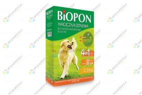 Biopon magiczna odnowa trawnika uszkodzonego przez psa