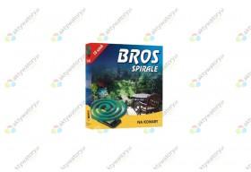 BROS Spirale na komary 10 szt
