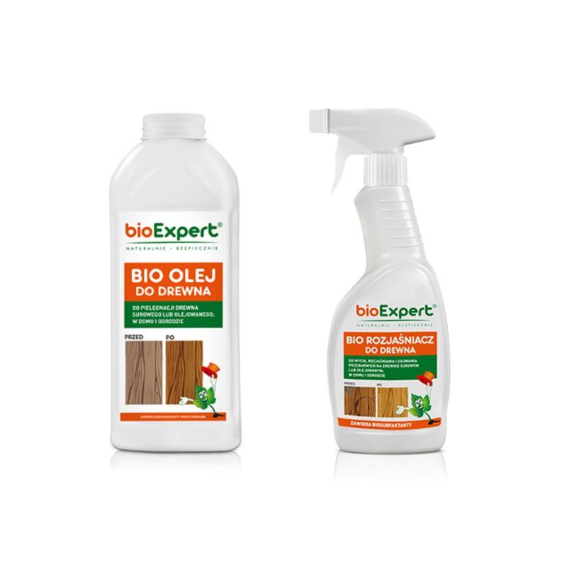 bioexpert olej do drewna rozjaśniacz promo