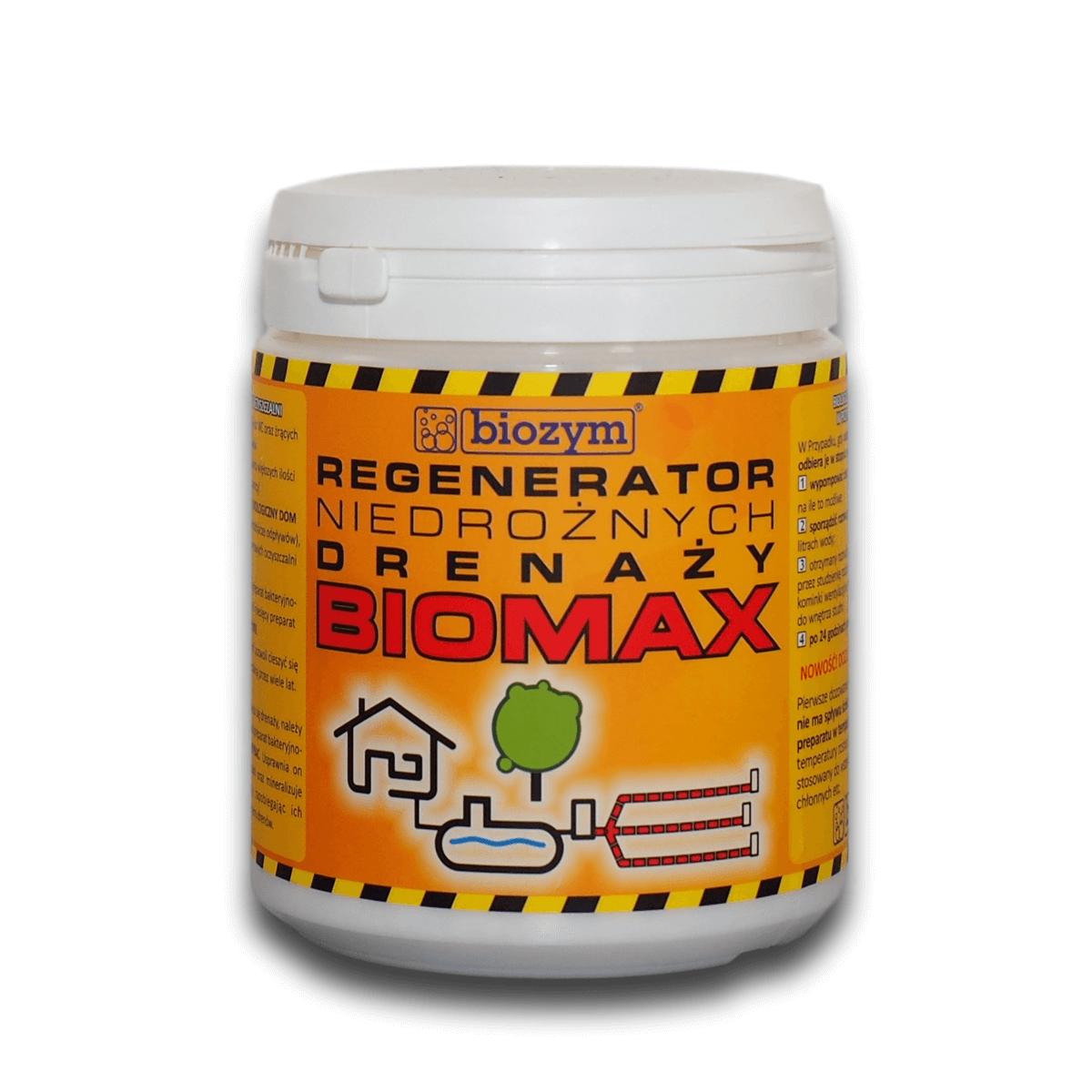 BioMax Regenerator Drenażu