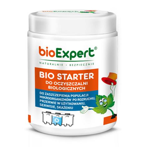 bioExpert starter do oczyszczalni